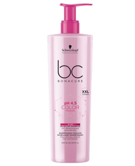 BC Ph 4.5 Color Freeze Shampoo Rich 500ml