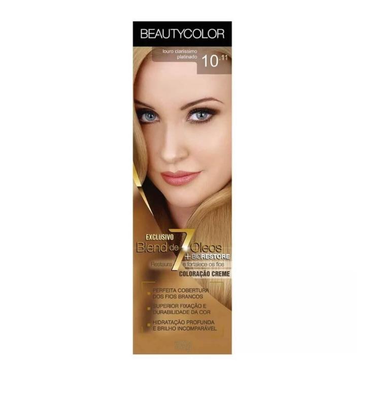 Beautycolor Coloração 10-11