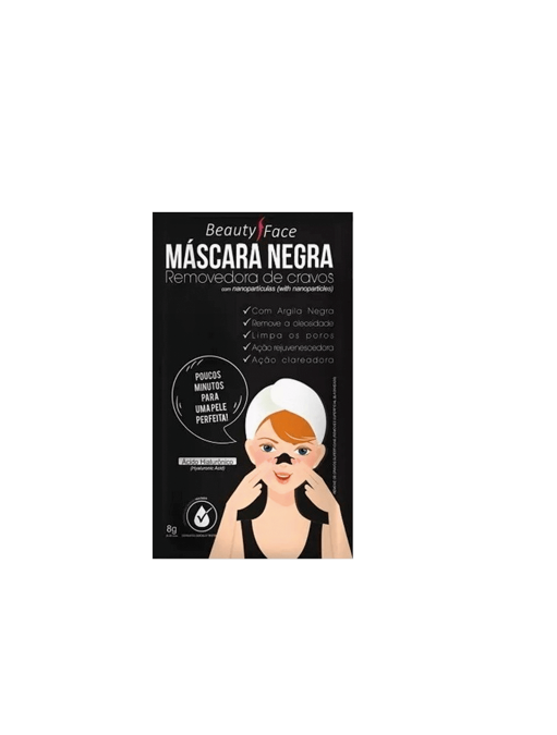 Beauty Face Máscara Facial Removedora de Cravos