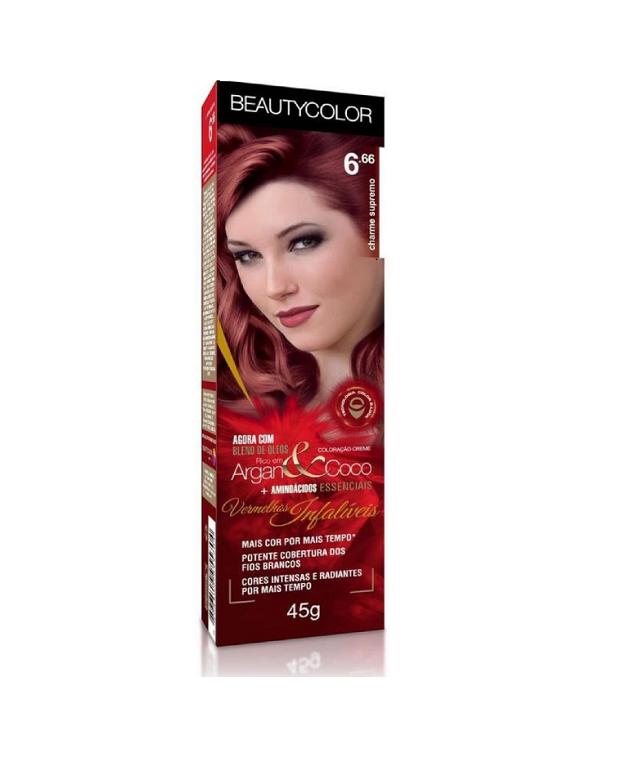 Beautycolor Coloração 6-66