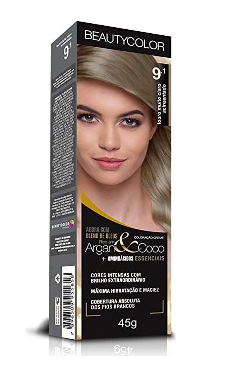 Beautycolor Coloração 9-1