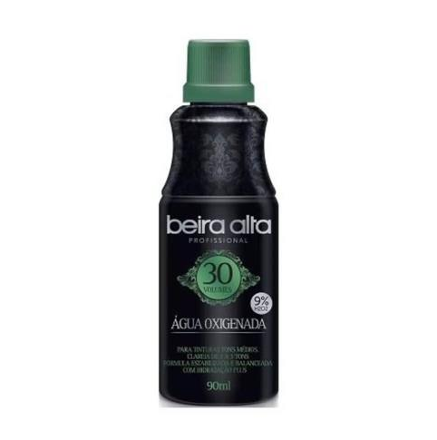 Beira Alta Água Black Oxigenada 30 volumes 90ml