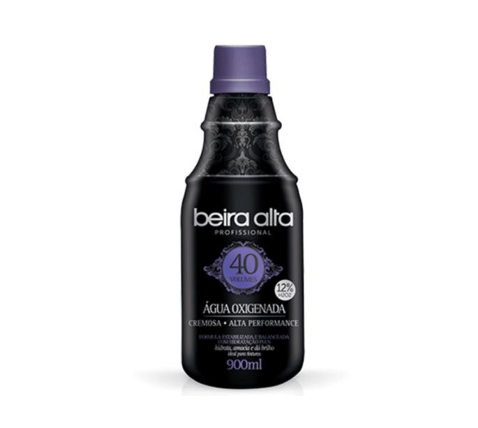 Beira Alta Água Black Oxigenada 40 volumes 900ml
