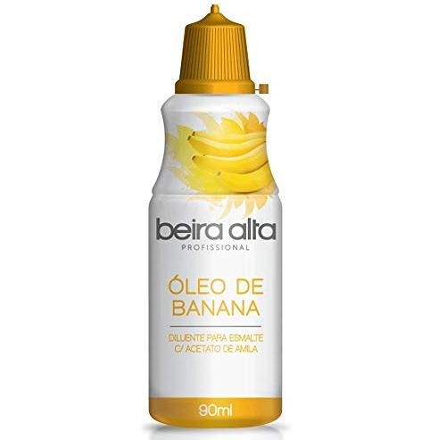 Beira Alta Diluente para Esmalte Óleo Banana 90ml
