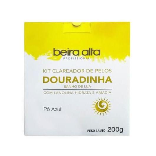 Beira Alta Kit Clareador Douradinha 20g