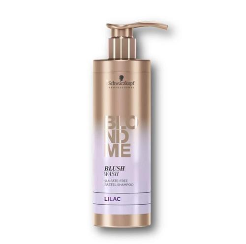 BlondMe Blush Wash Shampoo Tonalizante Lilac 250ml