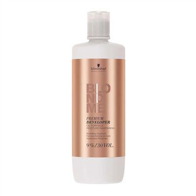 BlondMe Descoloração Loção Ativadora de Cuidado Premium 9% 30 Vol 1000 ml