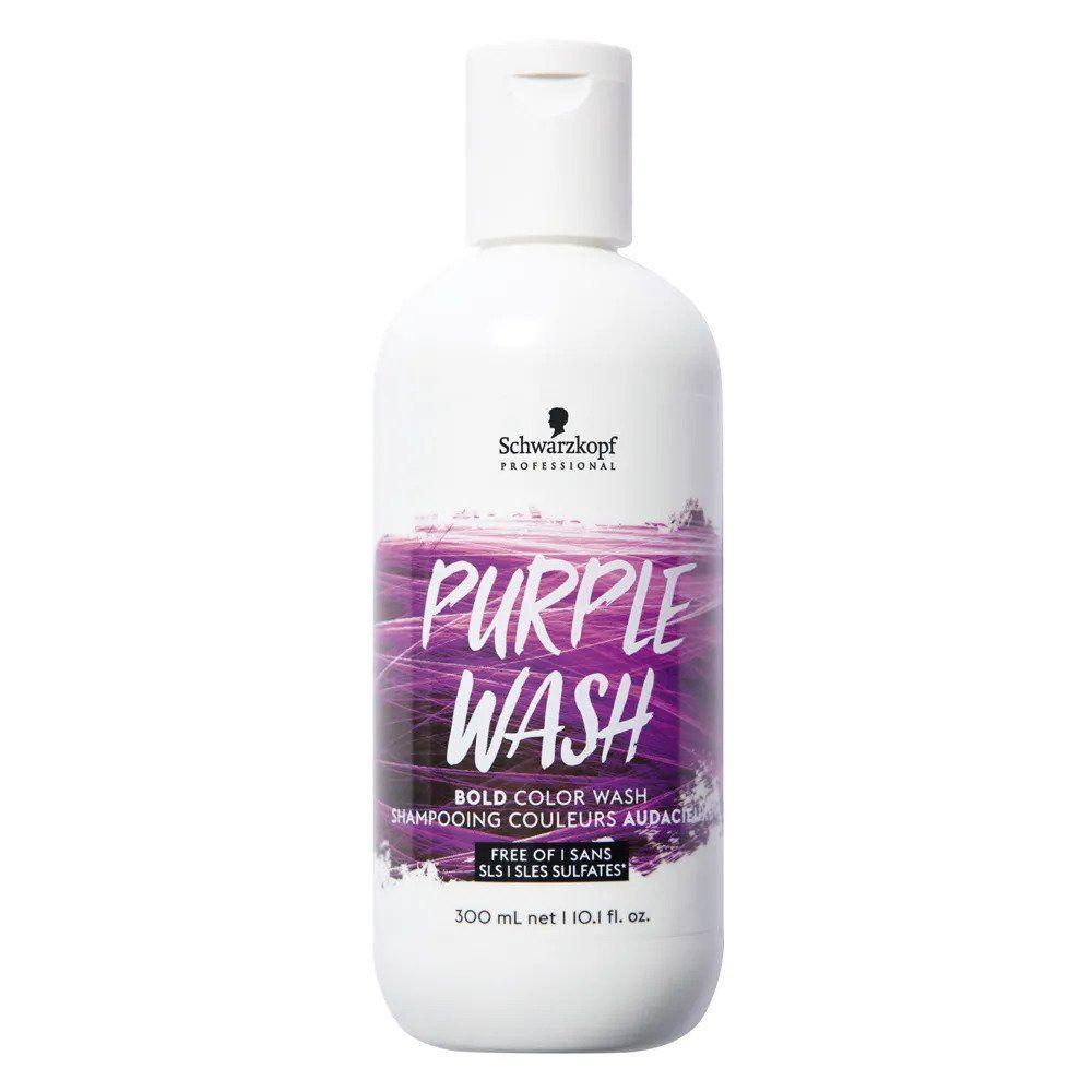 Bold Color Wash Purple 300 ml
