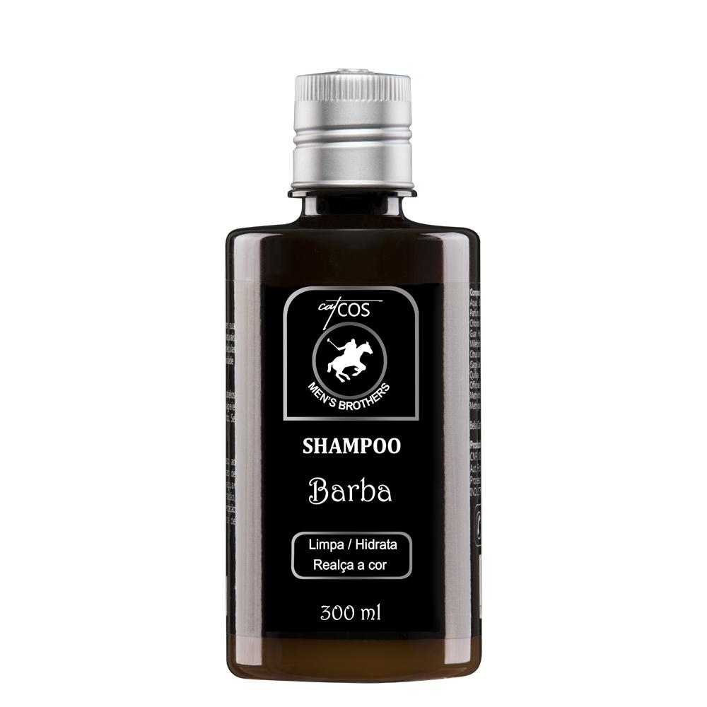 Catcos Men's Shampoo para Barba 300 ml