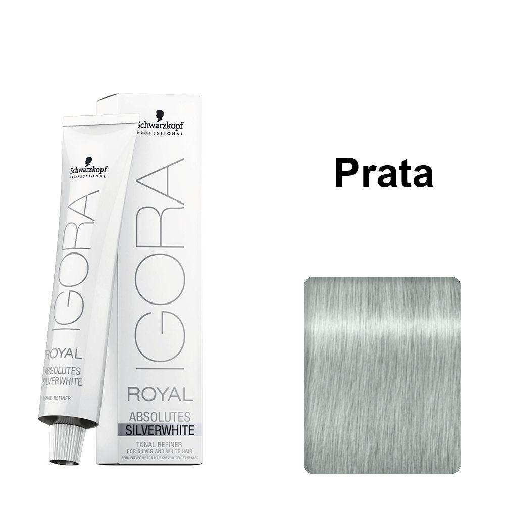 Igora Royal Silver White Prata