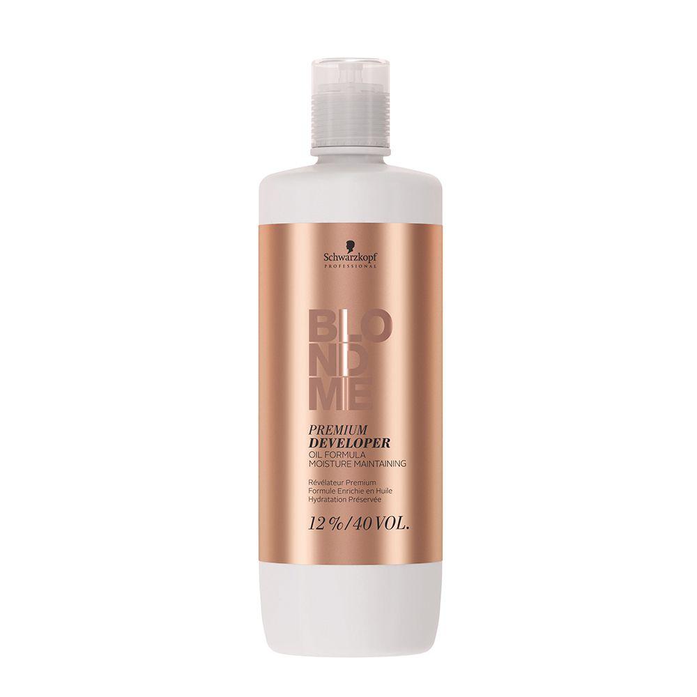 BlondMe Descoloração Loção Ativadora de Cuidado Premium 12% 40 Vol 1000 ml