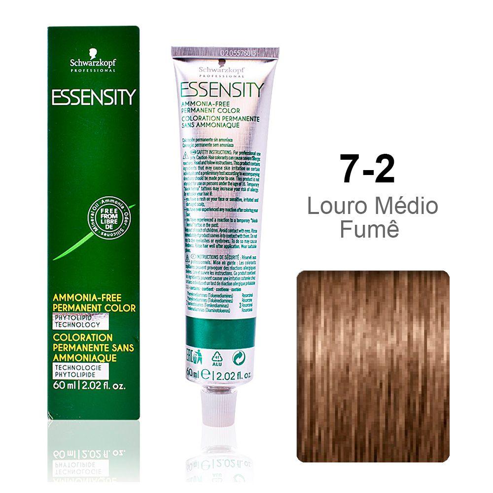 Essensity 7-2 Louro Médio Fumé
