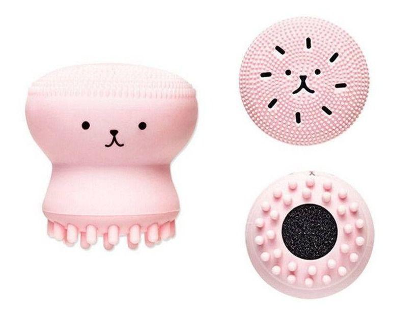 Etude House Esponja de Limpeza Facial Esfoliante Polvinho