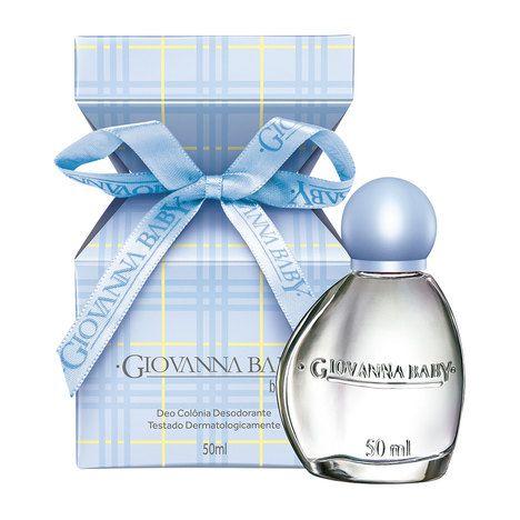 Giovanna Baby Deo Colônia Blue 50ml