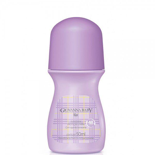 Giovanna Baby Desodorante Roll-On Lilac 50ml