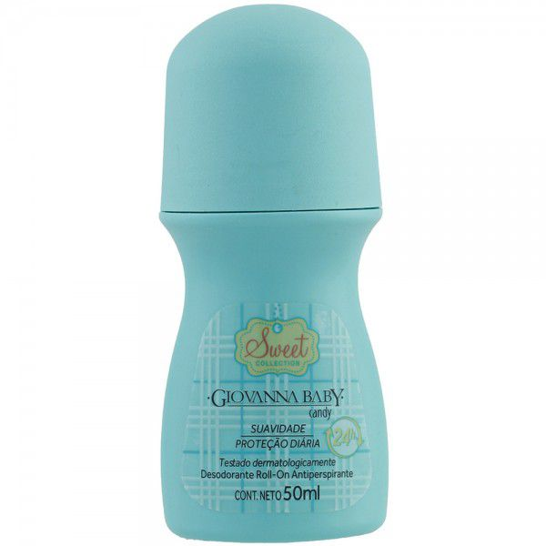 Giovanna Baby Desodorante Roll-On Candy 50ml