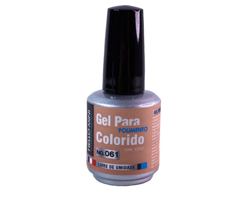 Hello Mini Esmalte Gel Led UV 15 ml 61