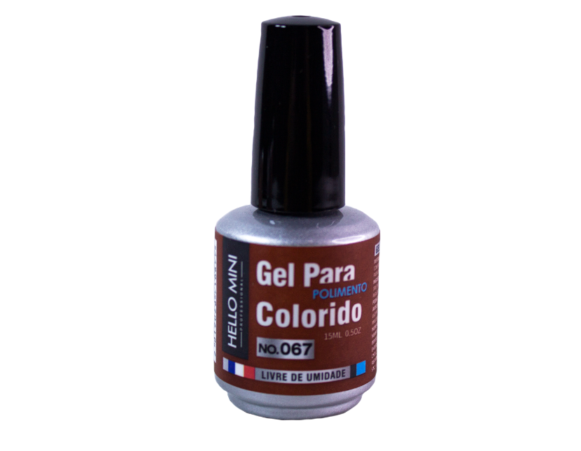 Hello Mini Esmalte Gel Led UV 15 ml 67