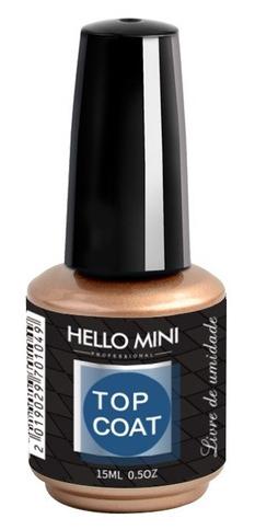 Hello Mini Top Coat Led UV 15 ml