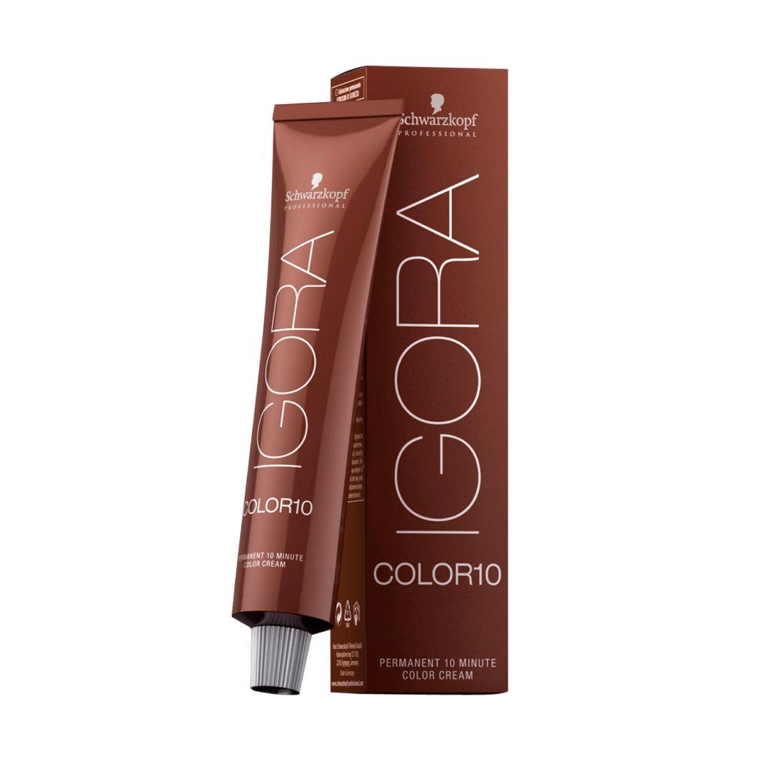 Igora Color10 6-0 Louro Escuro Natural