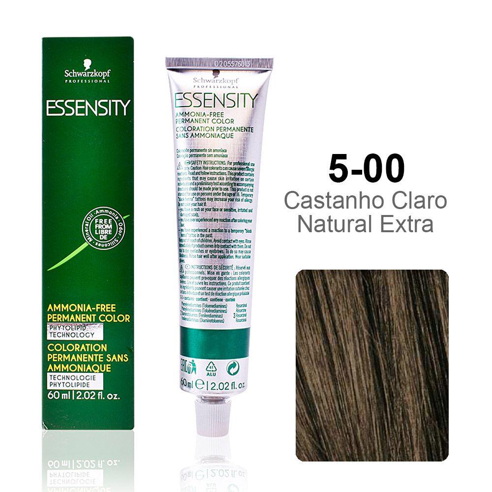 Essensity 5-00 Castanho Claro Natural Extra