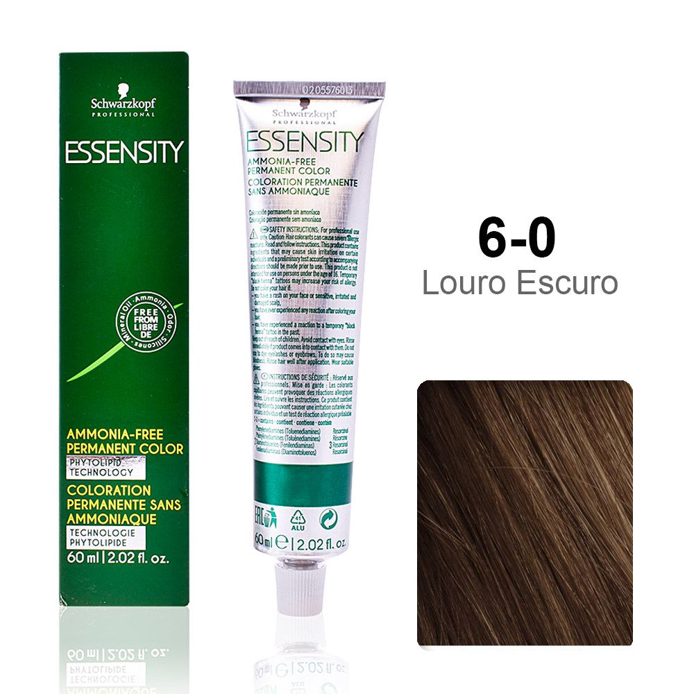 Essensity 6-0 Louro Escuro