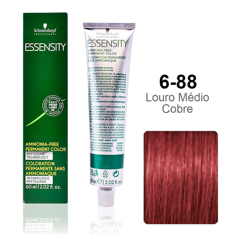 Essensity 6-88 Louro Médio Cobre
