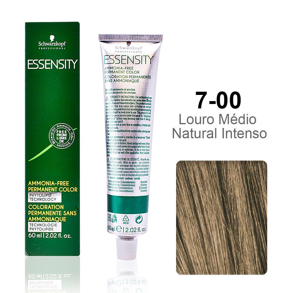 Essensity 7-00 Louro Médio Natural Intenso