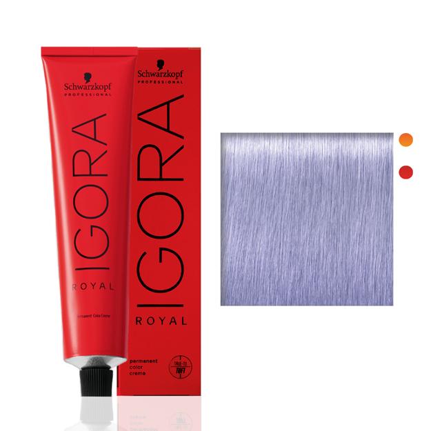 Igora Royal 0-11 Tom de Mistura Cinza