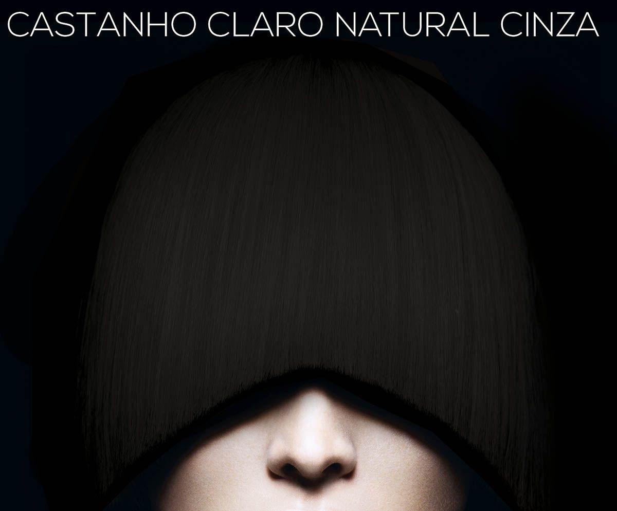 Igora Royal 5-1 Castanho Claro Natural Cinza