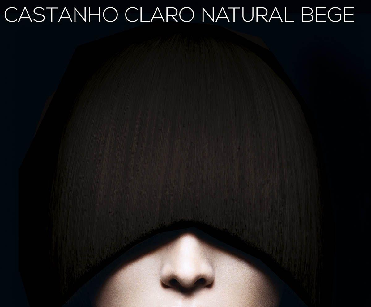 Igora Royal 5-4 Castanho Claro Natural Bege