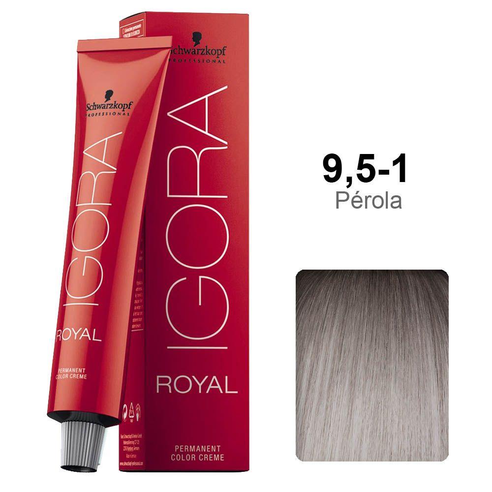 Igora Royal 9,5-1 Pérola