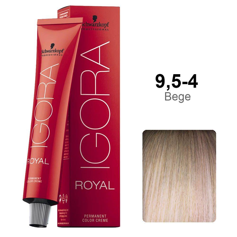 Igora Royal 9,5-4 Bege