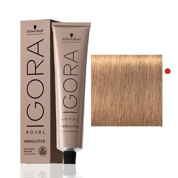Igora Royal Absolutes 9-50 Louro Extra Claro Dourado Natural