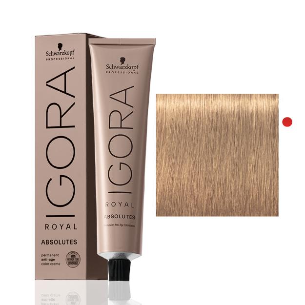 Igora Royal Absolutes 9-560 Louro Claro Extra Dourado Marrom Natural