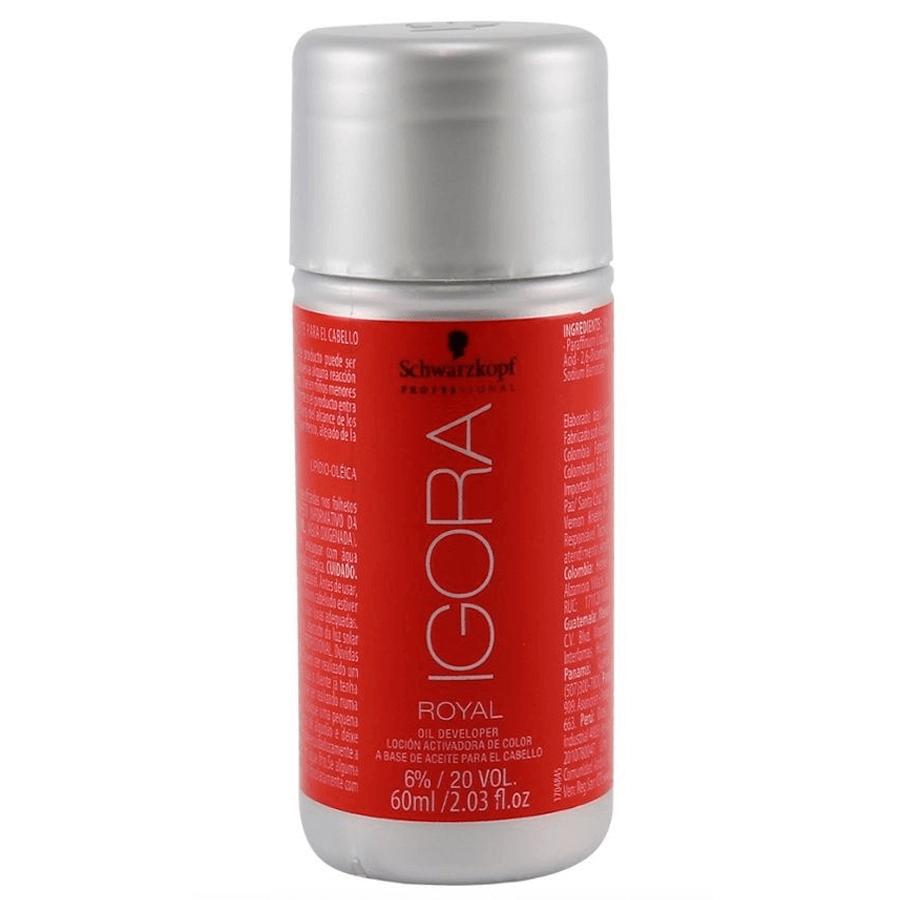 Igora Royal Ox 6% 20 vol 60 ml