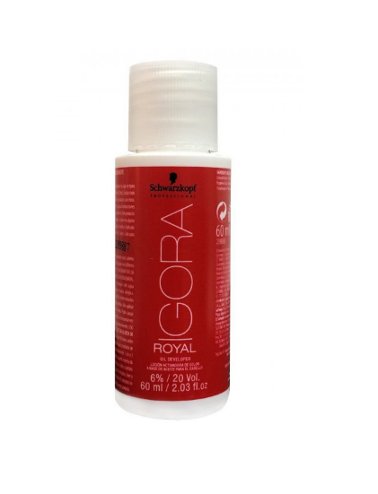 Igora Royal Ox 6% 20vol 60 ml