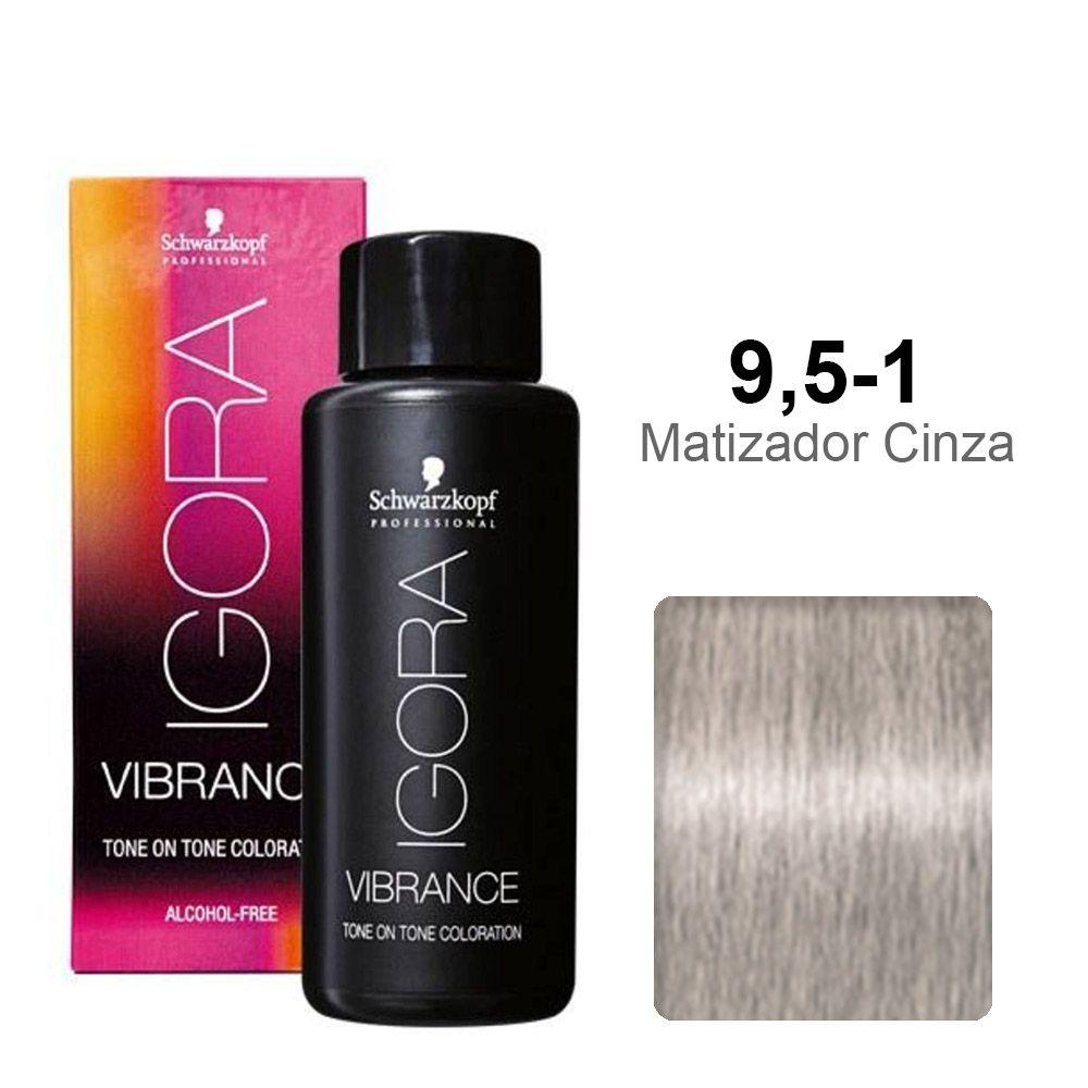 Igora Vibrance 9,5-1 Matizador Cinza