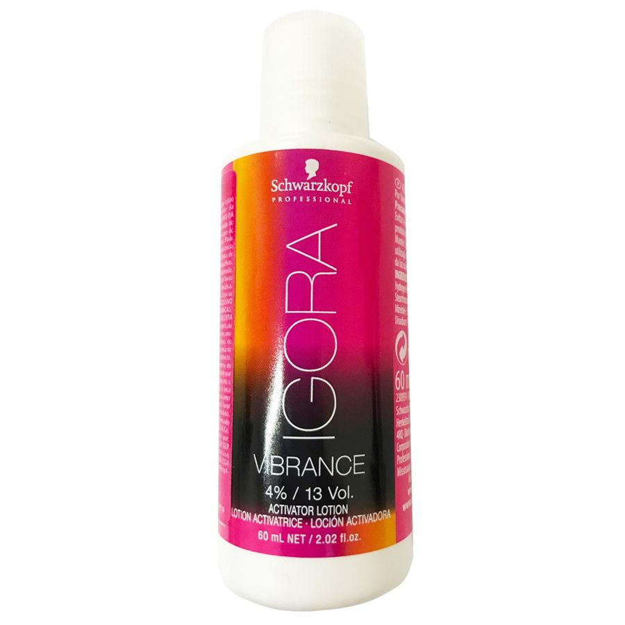 Igora Vibrance Activator Lotion 4% 13 vol 60 ml