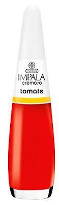Impala Esmalte Cremoso Tomate