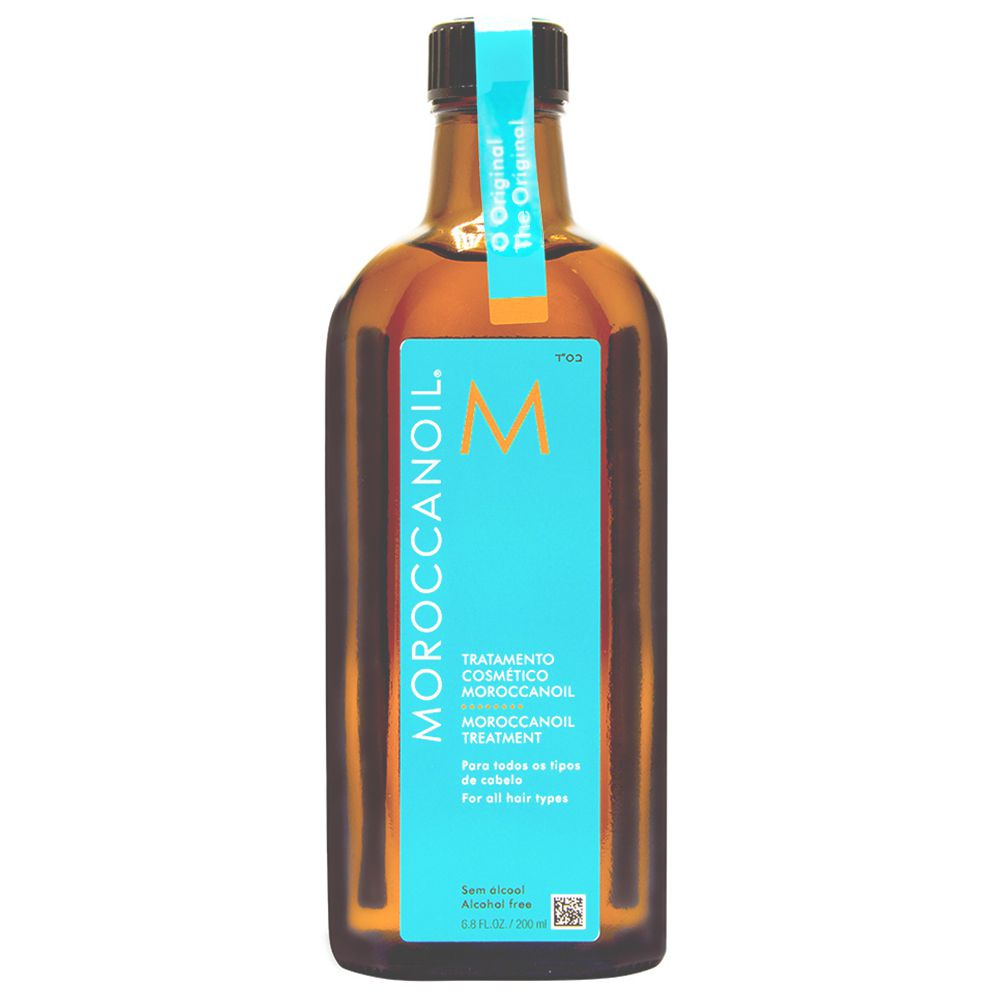 Kit Moroccanoil Óleo de Argan 200ml + Body Oil 50ml