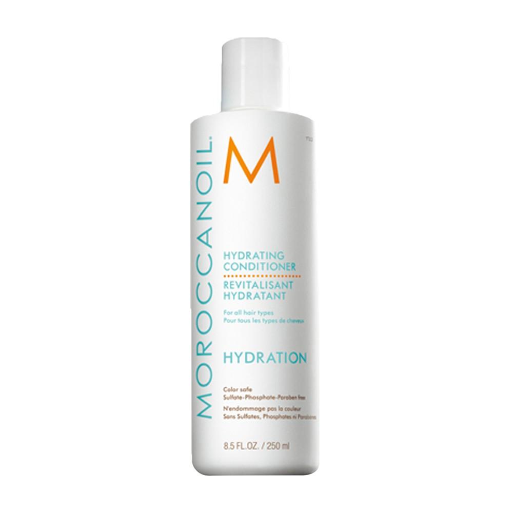 Kit Moroccanoil Hidratante Shampoo 250ml  + Condicionador 250ml + Máscara 500ml + Creme de Pentear - Ganhe Body Oil 50ml