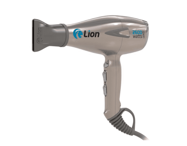 Lion Secador Profissional Tutti 2600W 200V Dourado