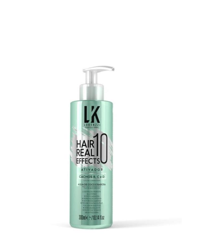 Lokenzzi Hair Real Effects 10 Ativador de Cachos 300ml