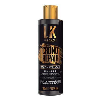Lokenzzi Crono Repair Reconstrução Shampoo 300ml