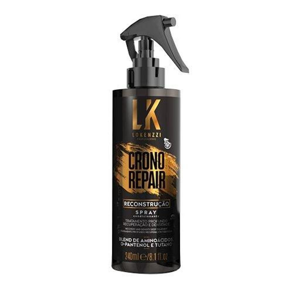 Lokenzzi Spray Crono Repair Reconstrução 240ml