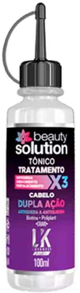 Lokenzzi Tônico Beauty Solution 100ml