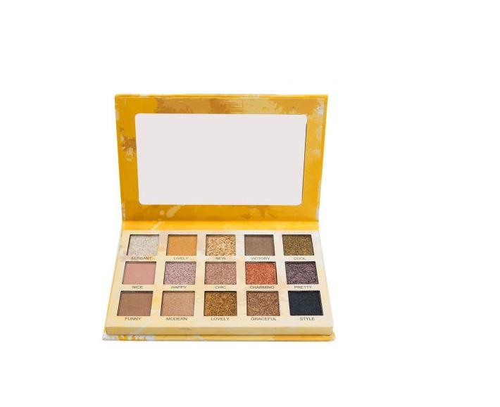 Luisance Paleta De Sombras Spotlight Eyeshadow Gold
