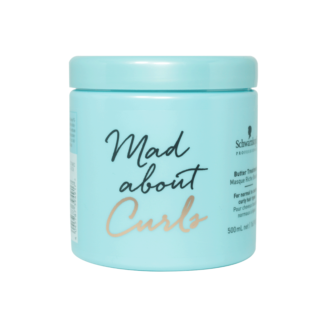 Mad About Curls Butter Máscara Capilar 500 ml