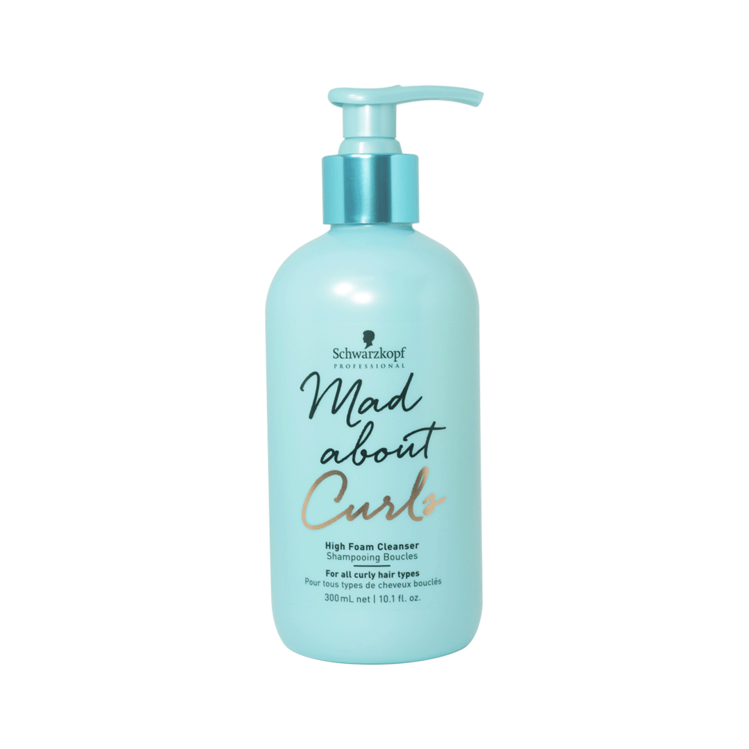 Mad About Curls Shampoo Extra Espuma 300 ml